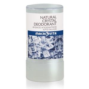 Prirodni dezodorans sa kristalima