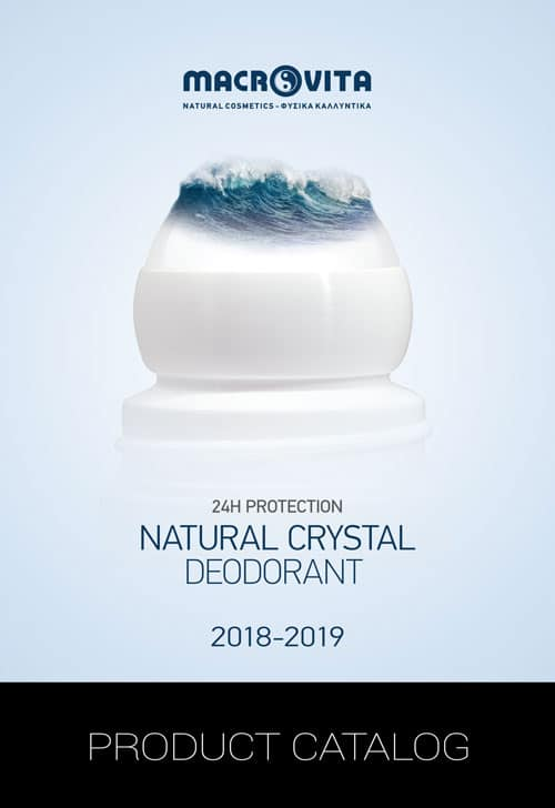 Natural Crystal Deodorant