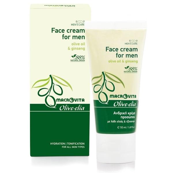 Krema za lice za muškarce