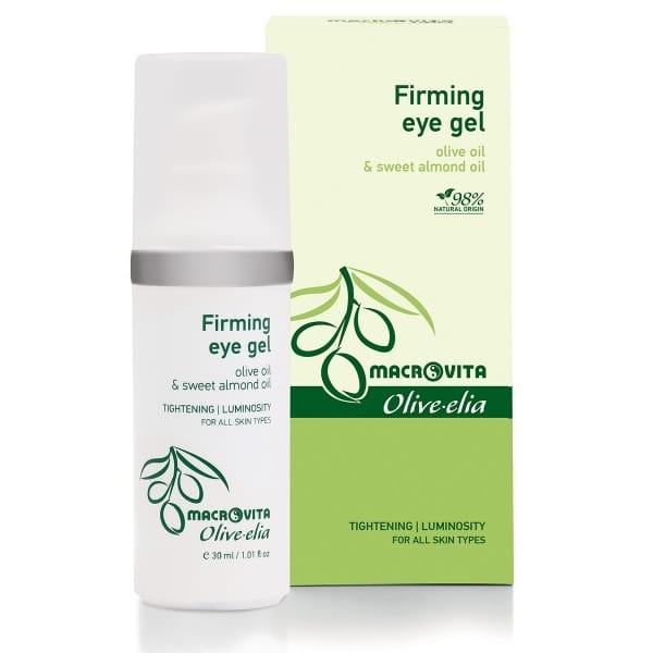 Krema za oko očiju prirodna kozmetika