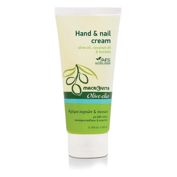 Krema za ruke i nokte sa kokosovim uljem i keratinom