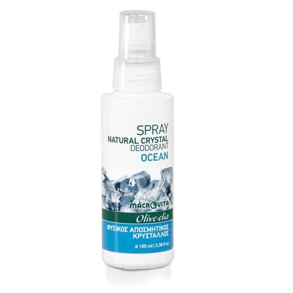 Prirodni dezodorans sprej bez sulfata