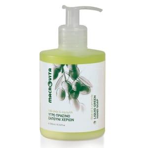 Zeleni tečni sapun za ruke