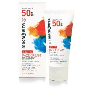 Krema za sunčanje faktor 50